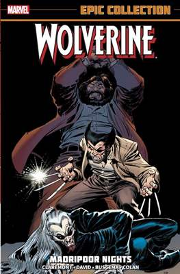 Wolverine Epic Collection (Softcover) #1