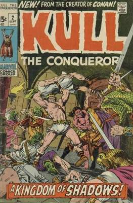 Kull the Conqueror / Kull the Destroyer (1971-1978) (comic-book) #2