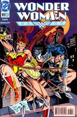 Wonder Woman Vol. 2 (1987-2006) (Comic Book) #93