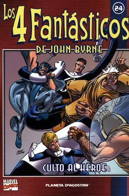 Coleccionable Los 4 Fantásticos de John Byrne (2002) (Rústica 80 pp) #24