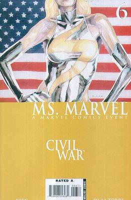 Ms. Marvel (Vol. 2 2006-2010) #6