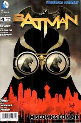 Batman (2012-2017) (Grapa) #4