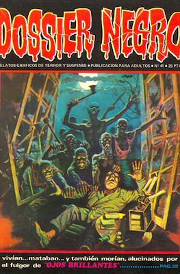 Dossier Negro (Rústica y grapa [1968 - 1988]) #41