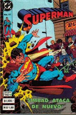 Supermán (1986-2001) (Grapa) #177