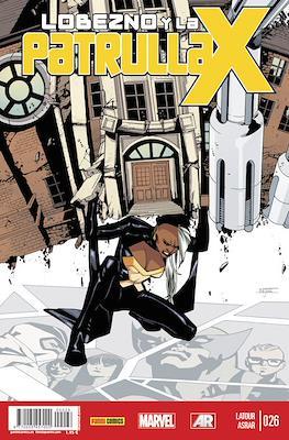 Lobezno y la Patrulla-X / Spiderman y La Patrulla-X (2012-2015) (Grapa.) #26