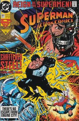 Action Comics Vol. 1 (1938-2011; 2016-) (Comic Book) #691