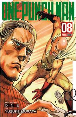 One-Punch Man (Rústica con solapas/sobrecubierta) #8