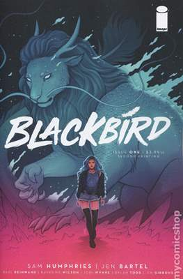 Blackbird (Variant Covers) (Comic Book) #1.1