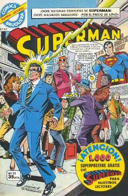 Super Acción / Superman #21