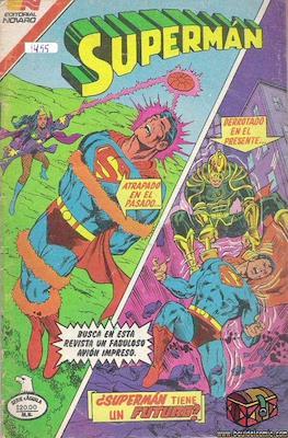 Supermán (Grapa) #1455
