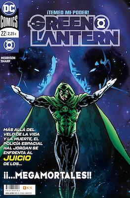 Green Lantern. Nuevo Universo DC / Hal Jordan y los Green Lantern Corps. Renacimiento (Grapa) #104/22