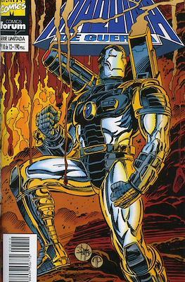 Máquina de Guerra (1995) (Grapa. 17x26. 24 páginas. Color. 1995) #10