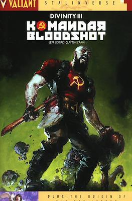 Divinity III Komandar Bloodshot Stalinverse (Comic Book) #1