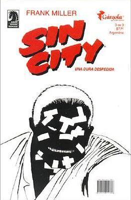 Sin City : Una Dura Despedida (Rústica) #3