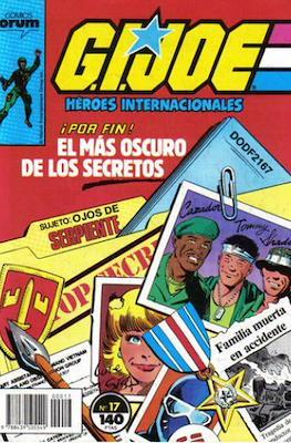Comando G.I.Joe (Grapa. 19x27. 32 páginas. Color.) #17