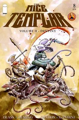 The Mice Templar Vol. 2 Destiny (Grapa) #8