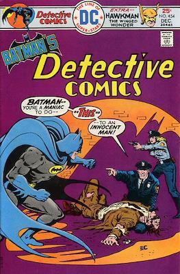 Detective Comics Vol. 1 (1937-2011; 2016-) (Comic Book) #454