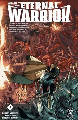 Wrath of the Eternal Warrior (Comic Book) #1
