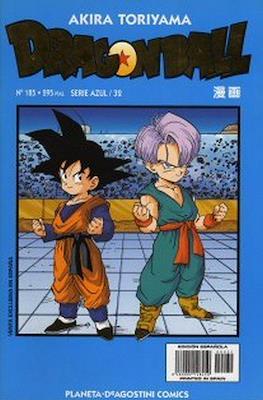 Dragon Ball - Serie Azul (Grapa) #185