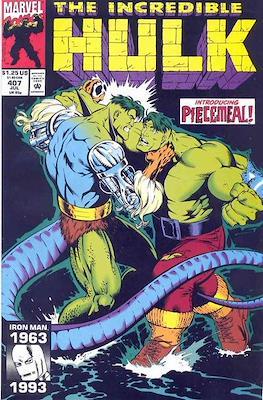 The Incredible Hulk Vol.1 (Saddle-stitched. 1962-1999) #407