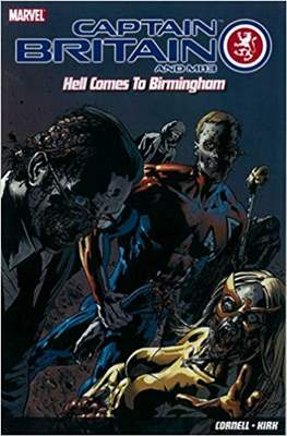 Captain Britain and MI13 (Softcover) #2