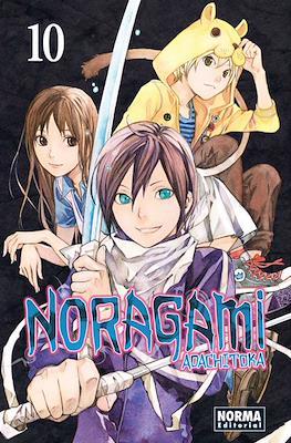Noragami (Rústica con sobrecubierta) #10