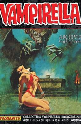 Vampirella Archives #4