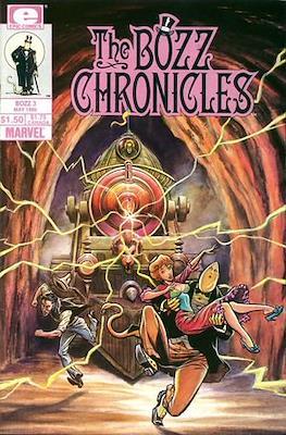 The Bozz Chronicles (Comic Book) #3