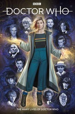 Doctor Who: The Thirteenth Doctor (Comic book) #0