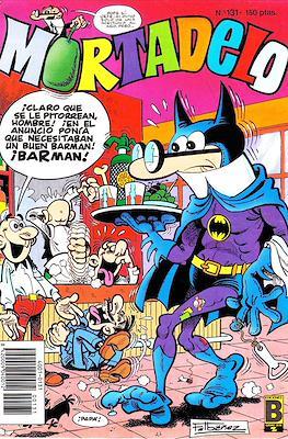 Mortadelo (1987-1991) (Grapa) #131