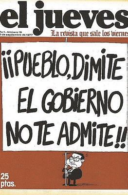 El Jueves (Revista) #19