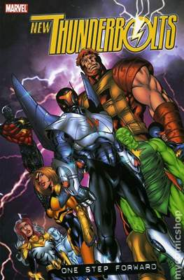 New Thunderbolts (2005-2006) (Softcover 144 pp) #1