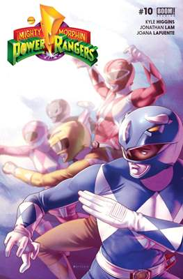 Mighty Morphin Power Rangers (Comic Book) #10