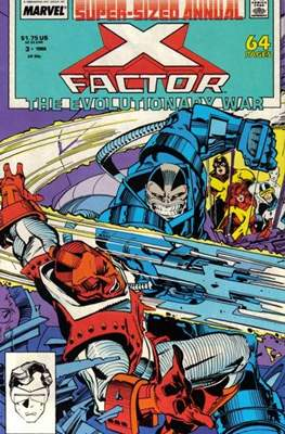 X-Factor Annual (Comic-book) #3