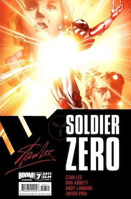 Soldier Zero (Cómic grapa) #7