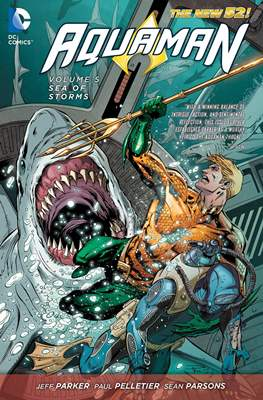 Aquaman (2011-2016) (Softcover) #5