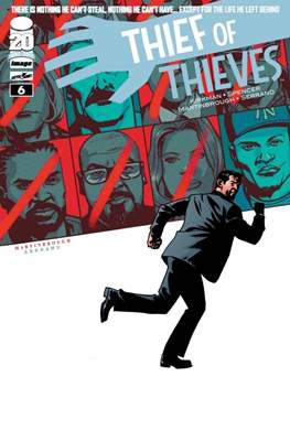 Thief of Thieves (Comic-book) #6