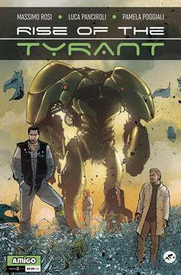 Rise of the Tyrant #2