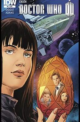 Doctor Who - Vol 3 #6