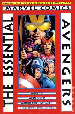 The Essential Avengers (Softcover 1st Edition) #2