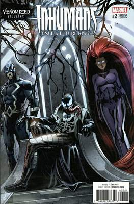 Inhumans - Once & Future Kings (Variant Covers) #2.4