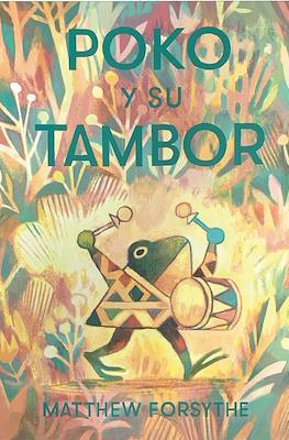 Poko y su tambor (Cartoné 56 pp)