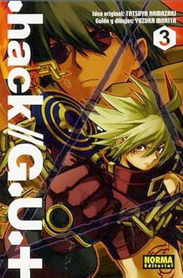 .hack// G.U.+ (Rústica con sobrecubierta) #3