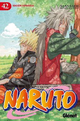 Naruto (Rústica con sobrecubierta) #42