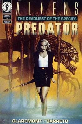 Aliens / Predator: The Deadliest of the Species (Grapa) #11
