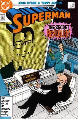 Superman Vol. 2 (1987-2006) #2