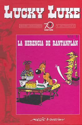 Lucky Luke. Edición coleccionista 70 aniversario (Cartoné con lomo de tela, 56 páginas) #20
