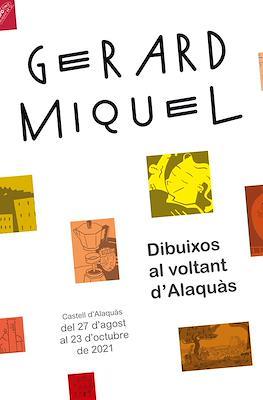 Gerard Miquel. Dibuixos al voltant d'Alaquàs