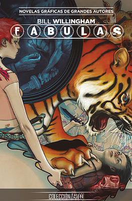 Colección Vertigo - Novelas gráficas de grandes autores (Cartoné) #4