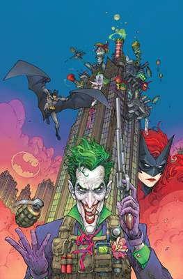 Detective Comics Vol. 1 (1937-2011; 2016-) (Comic Book) #1025